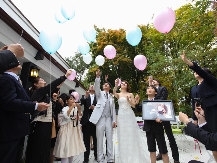 Wedding Shooting in Sapporo