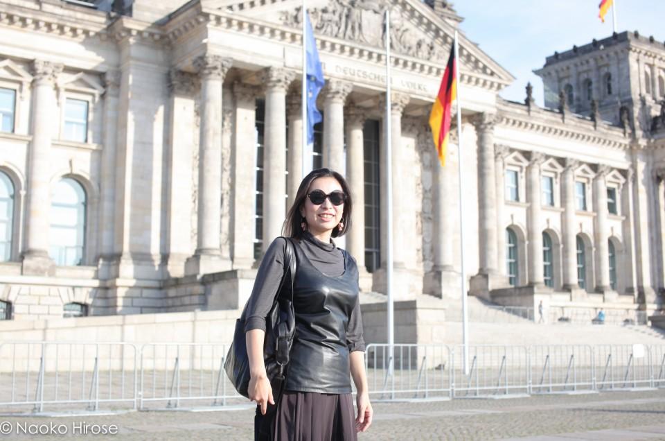 ヨーロッパ旅vol.5   BERLINの名所からお宅訪問まで。