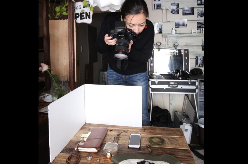 skullcandy 商品イメージ撮影とハウススタジオアップグレード中。