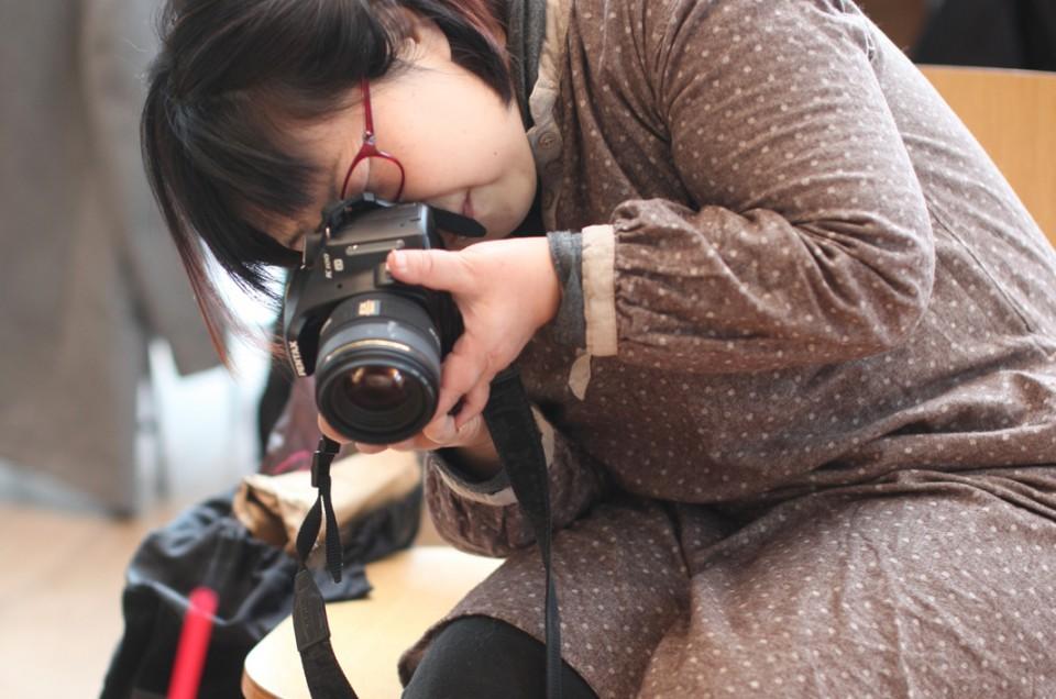 「ようこそ写真の世界へ。」 〜一眼レフ超初心者レッスン〜 美鈴さん 第1回目 フード撮影編
