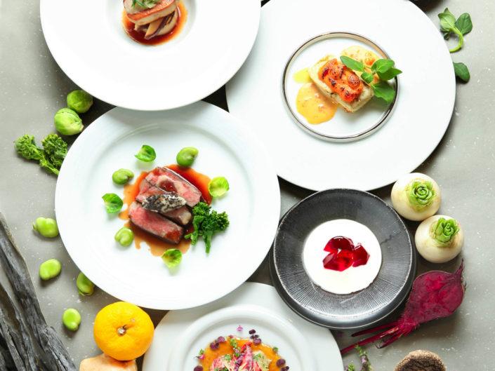 アンフィニール表参道 -wedding cuisine-